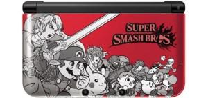 Super Smash Bros. Nintendo 3DS XL