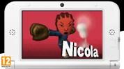 任天堂UK、ニコラ・アダムズ(ロンドン五輪女子ボクシングフライ級金メダリスト)を『スマブラ for 3DS』プロモーションに起用。QRコードも公開