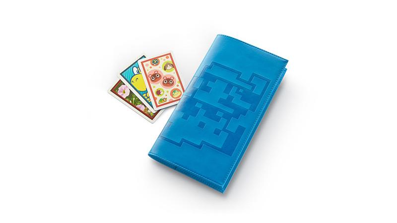 Dot Mario Card Holder