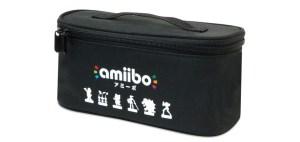 ホリ amiibo ポーチ