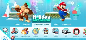 Nintendo Holiday Gift Guide 2014