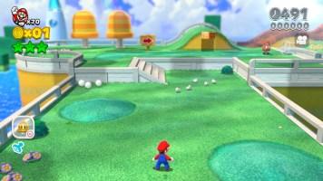 スーパーマリオ 3Dワールド - スーパーベルの丘