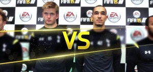 FIFA 15 - Tottenham Hotspur Player Tournament