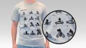 欧州クラブニンテンドーに『マリオカート8』モチーフのTシャツ『Mario Kart 8 Starting Grid Unisex T-Shirt』が登場