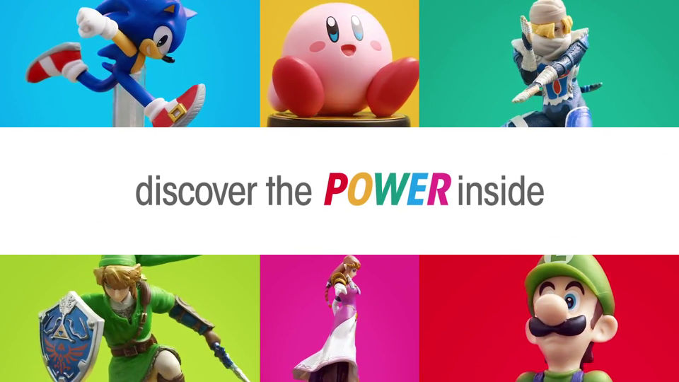 amiibo - Discover the POWER inside