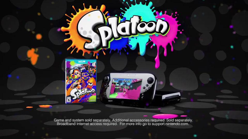 Splatoon - Claim Your Turf