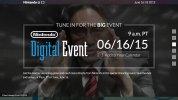 任天堂のE3 2015のスケジュール、「Nintendo Digital Event」は6月17日午前1時より放送。今年もあります「Treehouse: Live」、その他「World Championships 2015」等も予定