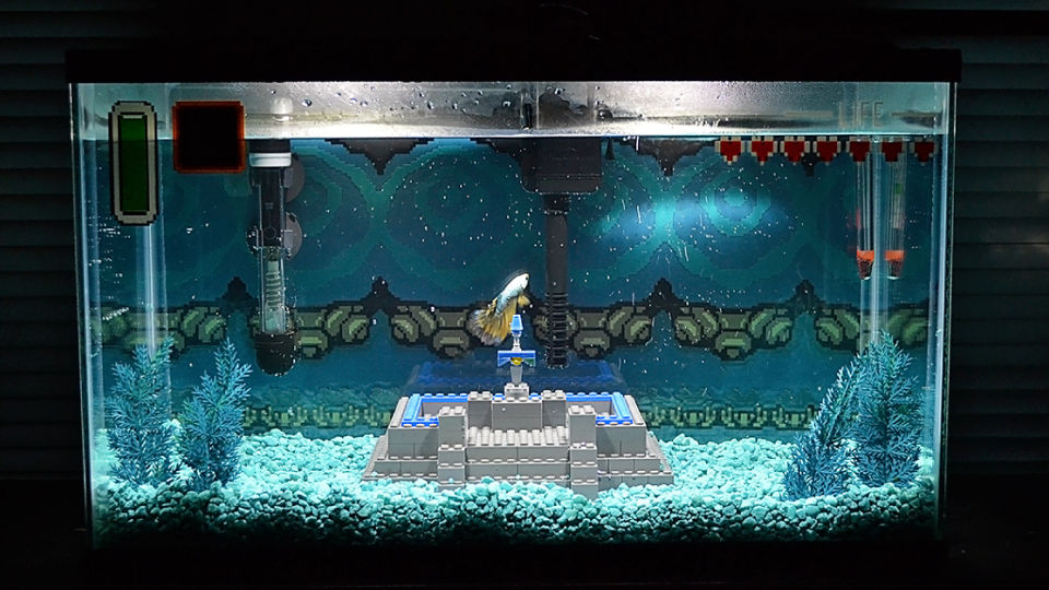 Zelda_link_to_the_past_Aquarium