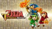 『ゼルダの伝説 トライフォース3銃士』、3DS向け『ゼルダ』最新作は、3人のリンクが協力してダンジョンを攻略