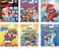 『スーパーマリオ』30周年記念ホットウィールミニカーが登場。『スーパーマリオワールド』など6種類、海外で10月発売