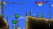 タッチ操作対応のWiiU/3DS版『Terraria(テラリア)』が改めて発表、「gamescom 2015」任天堂ブースでプレイアブル出展