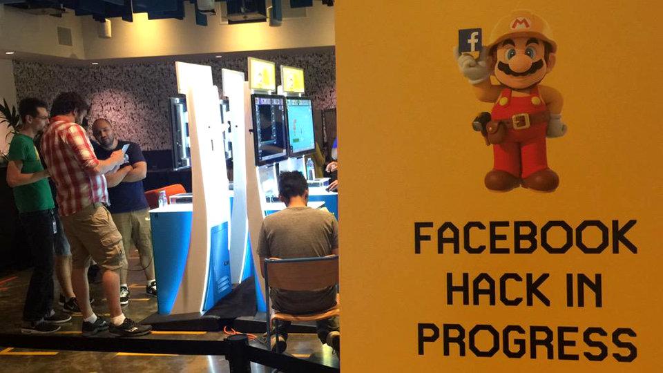 Super Mario Maker - Hackathon