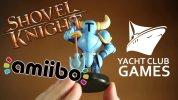 『amiibo Shovel Knight』が正式発表、紹介トレーラーも公開に。任天堂ソフトに対応する計画も