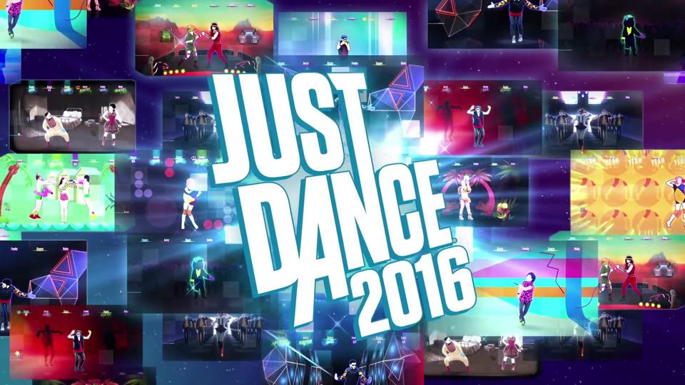 JUST DANCE 2016