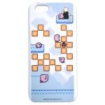 干渉防止シート付 カード収納カスタムカバー iPhone 6s/6 星のカービィ(ゴール!)