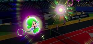 マリオテニス ウルトラスマッシュ - ようせい姫