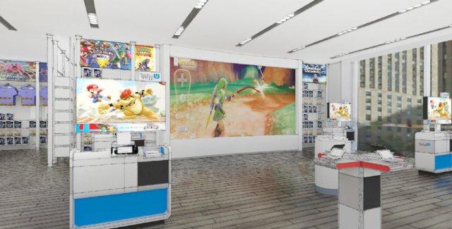 Nintendo NY