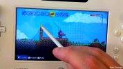 WiiU版『テラリア』のタッチ操作を含むGamePadモードを確認できるフッテージ映像
