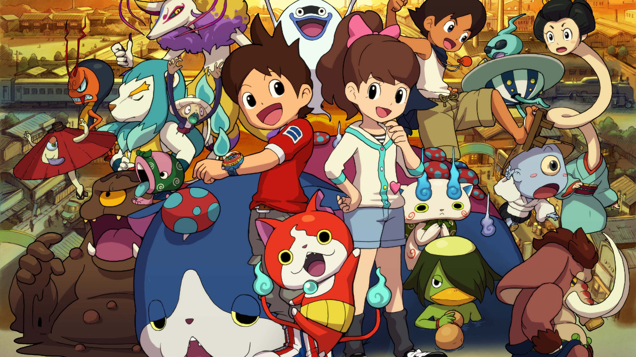 YO-KAI WATCH 2: Bony Spirits / Fleshy Souls