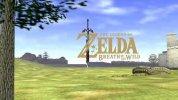 ゼルダシリーズ最新作『ゼルダの伝説 ブレス オブ ザ ワイルド』のE3トレーラーを『時のオカリナ』で再現