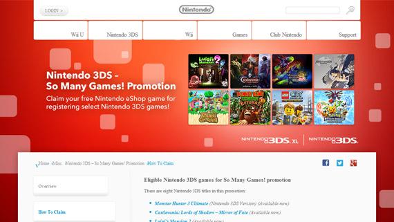 NOE - Nintendo 3DS So Many Games!