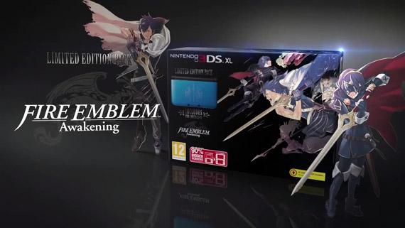 Fire Emblem Awakening 3DS XL Bundle