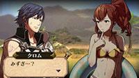 3DS ファイアーエムブレム 覚醒 異伝 絆の夏