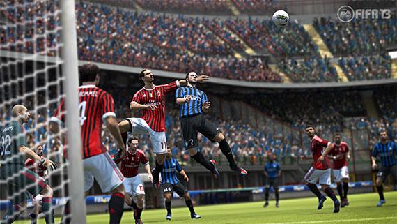 FIFA13 Inte Vs Milan