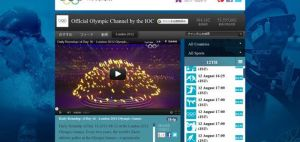 Official Olympic Channel by the IOC London 2012