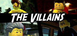 LEGO CITY Undercover - Webisode 6: Meet The Villains