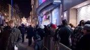 大きな盛り上がりを見せた、クリスマスイルミネーションも印象的なUKのWii Uローンチイベント