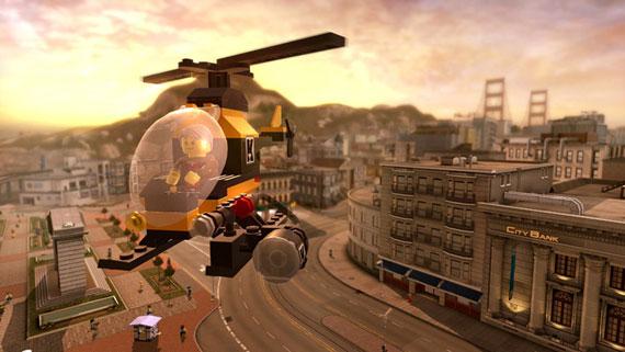 Wii U - LEGO City: Undercover