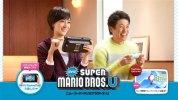 Wii U『New スーパーマリオブラザーズ U』、滝川クリステル&佐藤隆太コンビによるナイスバディ!な新CM