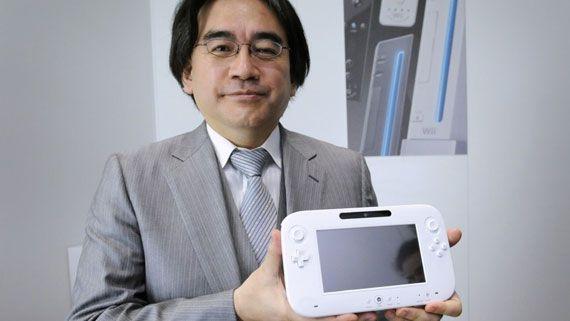 Wii U 任天堂 岩田社長