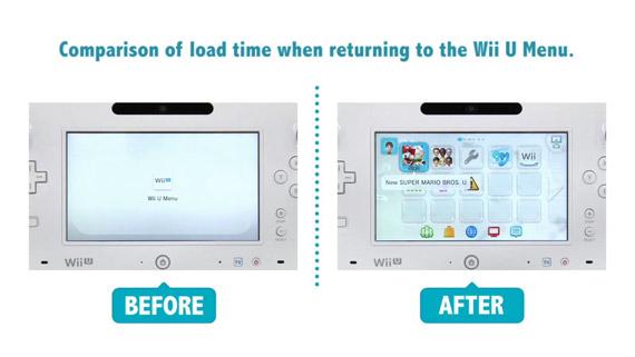 Wii UTime Comparison