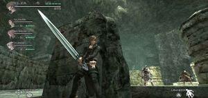 [Wii] The Last Story 戦闘シーン