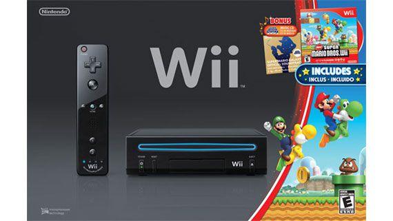 任天堂、北米では新型Wiiと『New スーパーマリオブラザーズ Wii』のセットを10月から発売