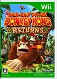[Wii] Donkey Kong is back!! 『ドンキーコング リターンズ』のパッケージはSFC版を彷彿させる緑色!