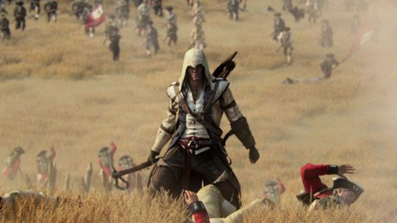 Assassin's Creed 3 E3 Trailer