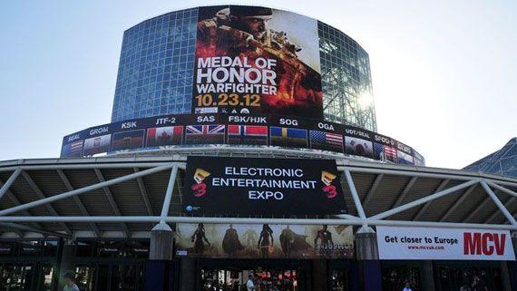 E3 2012 Exterior