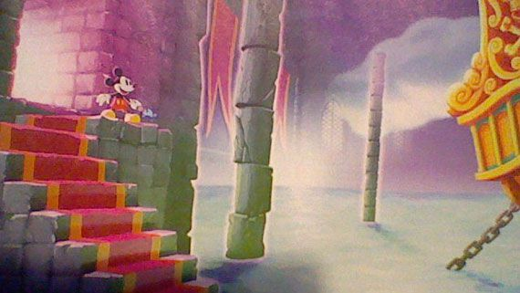 Epic Mickey2: Power of Illusion