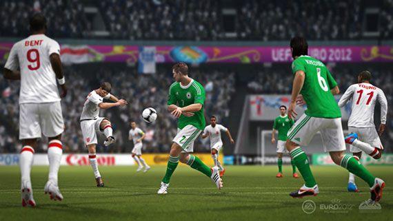 """FIFA 12 """"UEFA EURO 2012"""""""