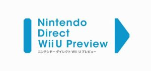 Nintendo Direct Wii U Preview Japan
