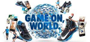 Nke - Game On, World.