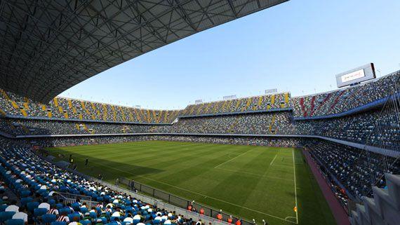PES 2013 Estadio Mestalla