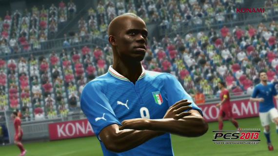 PES 2013 On the pitch Trailer