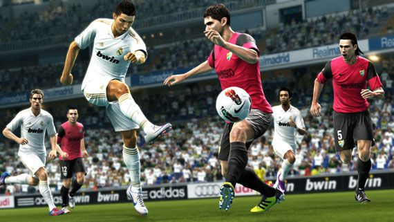 PES 2013 preview