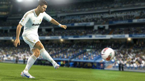 Pro Evolution Soccer 2013 Cristiano Ronaldo