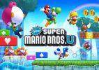 [E3 2012] Wii U向け2Dマリオ『New スーパーマリオブラザーズ U』のアシスト機能などの新情報やトレーラーが公開