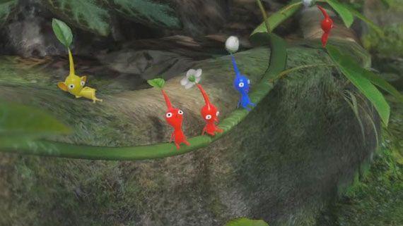 E3 2012: Wii U Pikmin 3